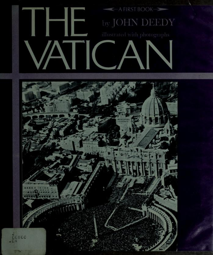 The Vatican by John G. Deedy